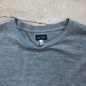 571853c5666 Armani Jeans Shirts - Armani Jeans Simin T Spa Tee
